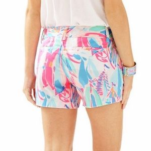LILLY PULITZER Out to Sea Callahan Shorts Multi 0